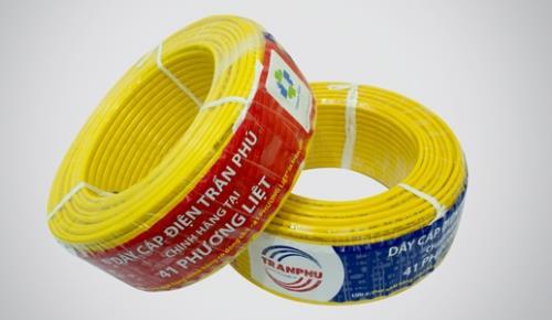 Dây 2-3-4 lõi ruột đồng, cách điện PVC