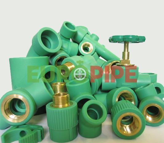 Phụ kiện ống nhựa PP-R
