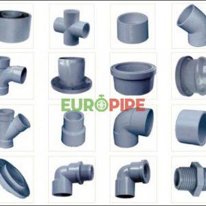 Phụ kiện ống nhựa uPVC