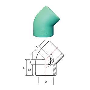 Phụ kiện PPR – Cút 90° (Sao chép)