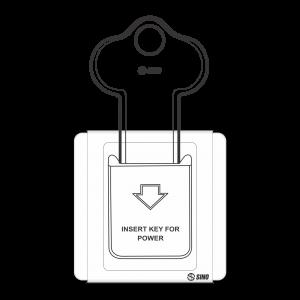 Bộ chìa khóa ngắt điện S66KT+SKTA