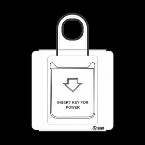 Bộ chìa khóa ngắt điện S66KT+SKTB