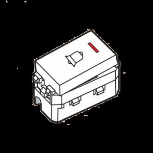 Nút nhấn chuông  S18CCMBP2S
