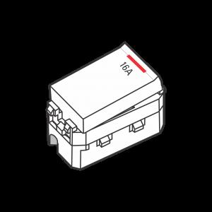 Công tắc 2 cực 16A có đèn báo S18HMD/NS-S18HMD/CN/NS