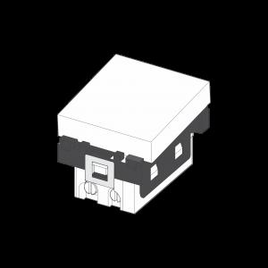 Công tắc 2 chiều cỡ trung 16A S18HM/M - S18HM/CN/M