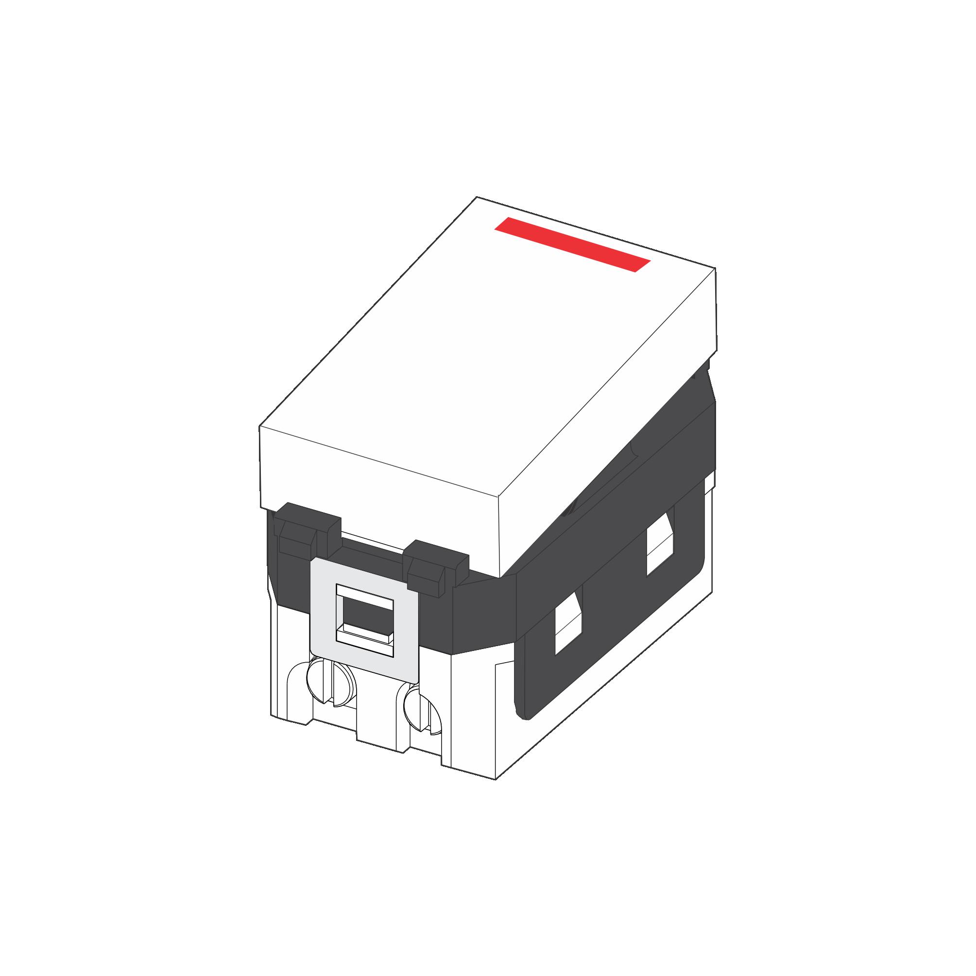 Công tắc 2 chiều cỡ nhỏ có đèn báo 16A S18HM/NS - S18HM/CN/NS