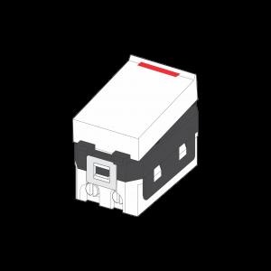 Công tắc 1 chiều cỡ nhỏ có đèn báo S18HS/NS - S18HS/CN/NS
