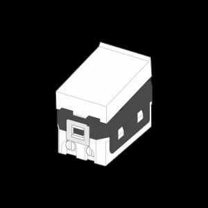 Công tắc 1 chiều cỡ nhỏ 16A S18HS/S - S18HS/CN/S