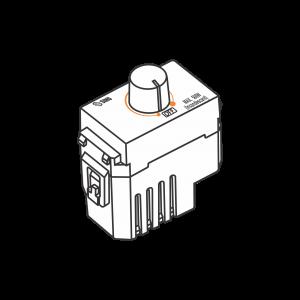 Hạt chiết áp quạt S18CC400VX