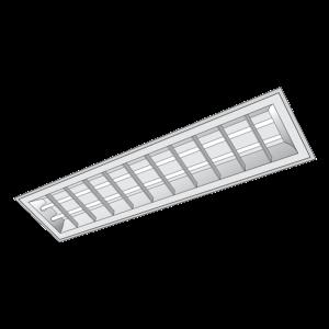 Máng dèn tán quang dùng bóng T5C-300