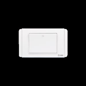 Công tắc đơn 1 chiều phím lớn S68D1A
