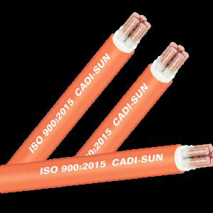 Cáp chống cháy FRL-CXL 3X+1 (Sao chép)