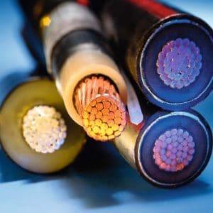AXV/AWA − 0,6/1 kV & AXV/SWA − 0,6/1 kV CÁP ĐIỆN LỰC, RUỘT NHÔM, CÁCH ĐIỆN XLPE, GIÁP SỢI KIM LOẠI, VỎ PVC (Sao chép)