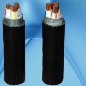 CXE − 0,6/1 kV CÁP ĐIỆN LỰC, RUỘT ĐỒNG, CÁCH ĐIỆN XLPE, VỎ HDPE (Sao chép)