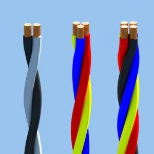 LV−ABC − 0,6/1 kV CÁP VẶN XOẮN HẠ THẾ, 2 ĐẾN 4 LÕI, RUỘT NHÔM, CÁCH ĐIỆN XLPE (Sao chép)