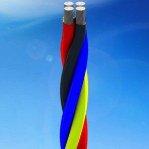 TrAX – 0,6/1 kV CÁP TRIPLEX, RUỘT NHÔM, CÁCH ĐIỆN XLPE (Sao chép)