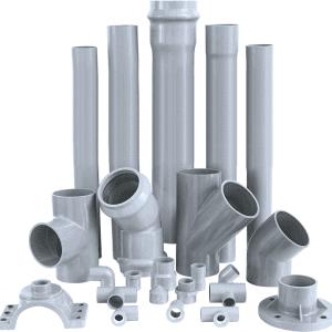 Ống nhựa u.PVC Thoát